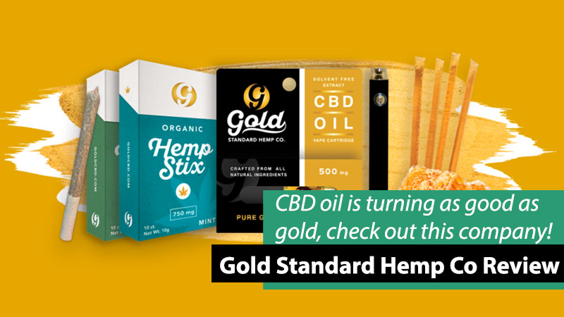 gold standard cbd oil review
