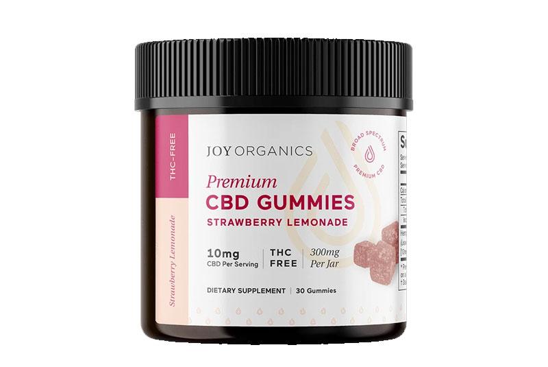 Joy Organics CBD Gummies