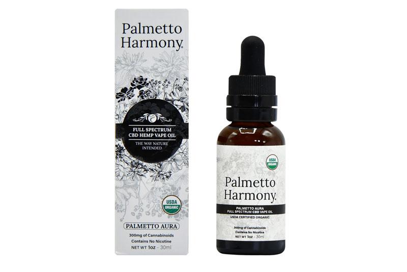 Palmetto Harmony Vaping