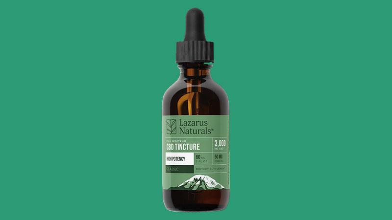 Lazarus Naturals CBD Oil