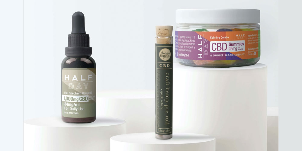 Half Day CBD Oil