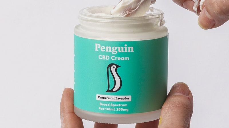 penguin cbd creams