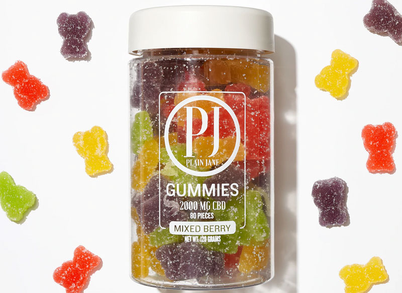 plain jane cbd gummies