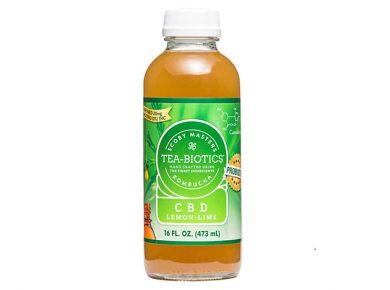 CBD Kombucha Tea