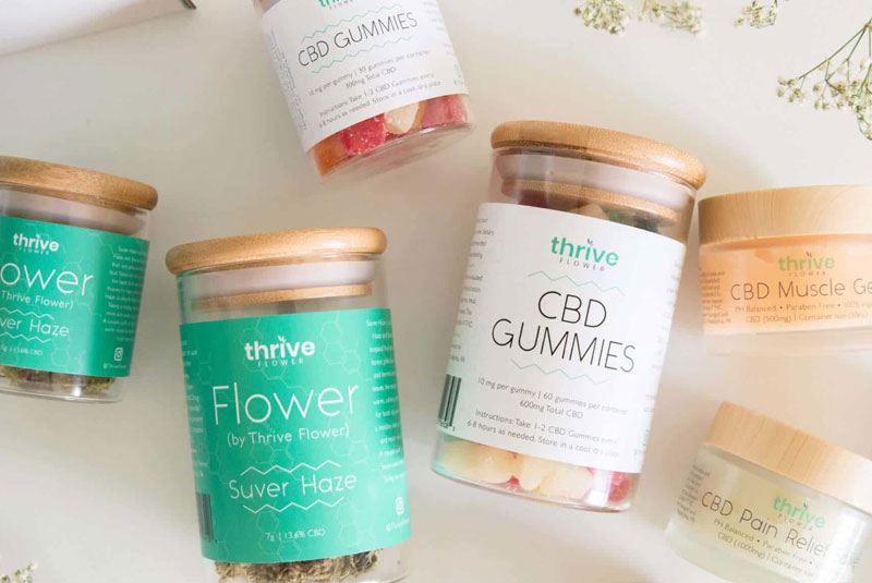 Thrive Flower CBD